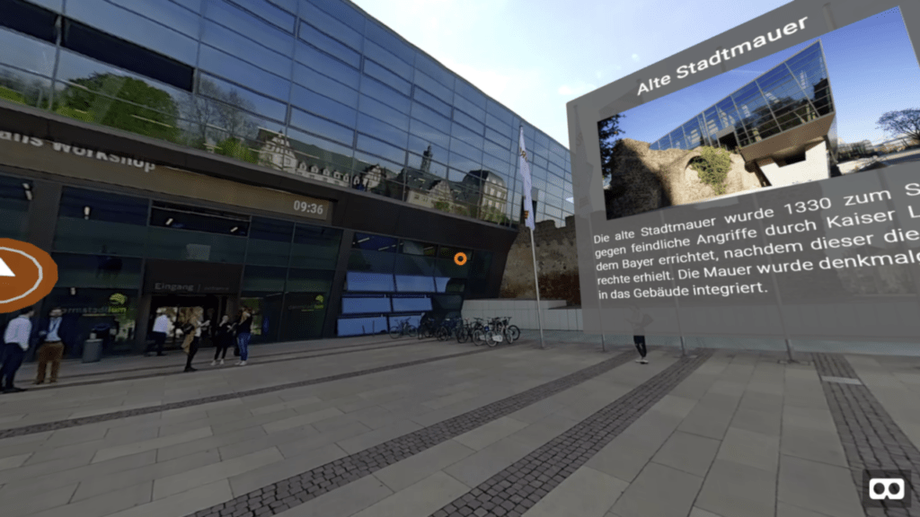 360° Videoplayer