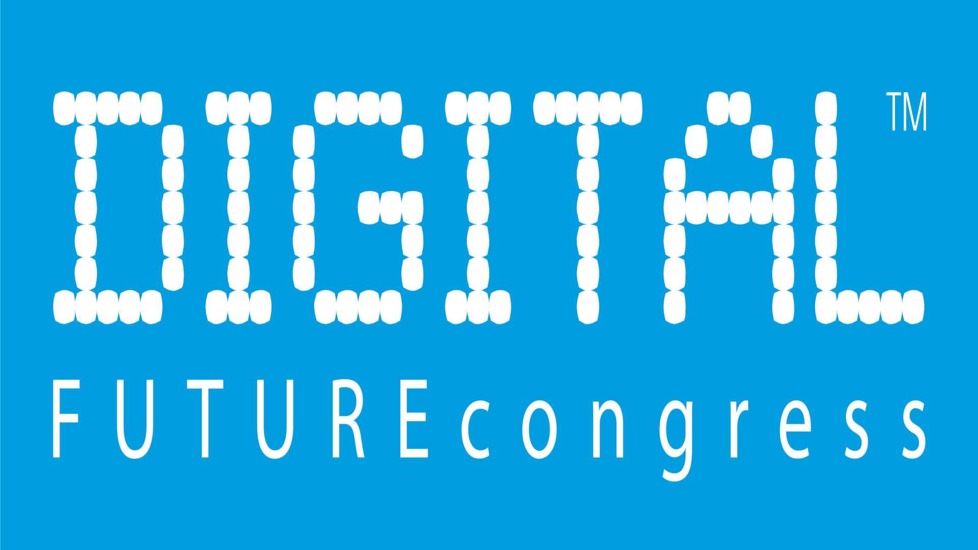 Logo vom Digital FUTUREcongress.