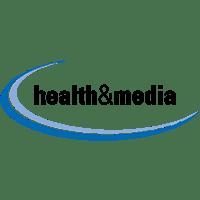 Logo des Unternehmens health & media