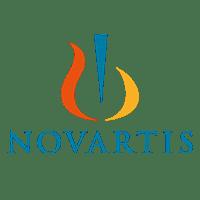 Logo von dem Unternehmen Novartis