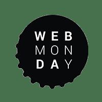 Logo der Veranstaltung WEBMONDAY